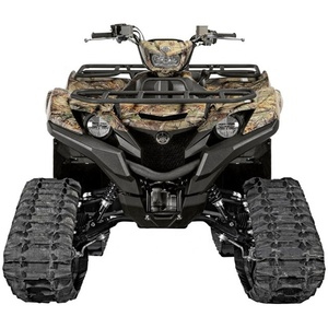 Quad ATV Tracked Vehicle for Snow