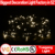 Factory wholesale 24V low voltage,100M 500 Led christmas string light RGB led light string outdoor decoration christmas light