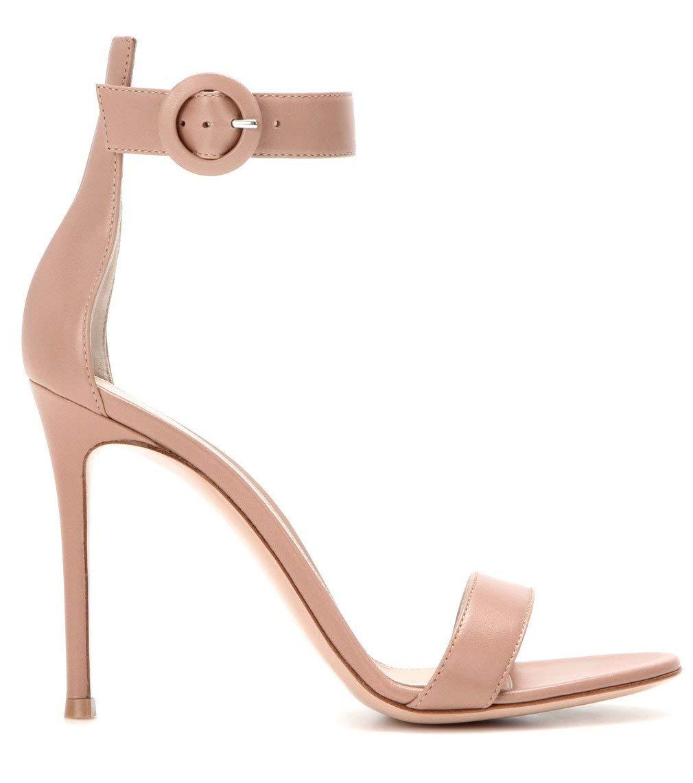 cee5e7fec9e0 Get Quotations · LUCKY ROAD Satin Sandals High Heels Blink PU Bride Girls  Ladies Princess Queen Fashion Kitten Heel