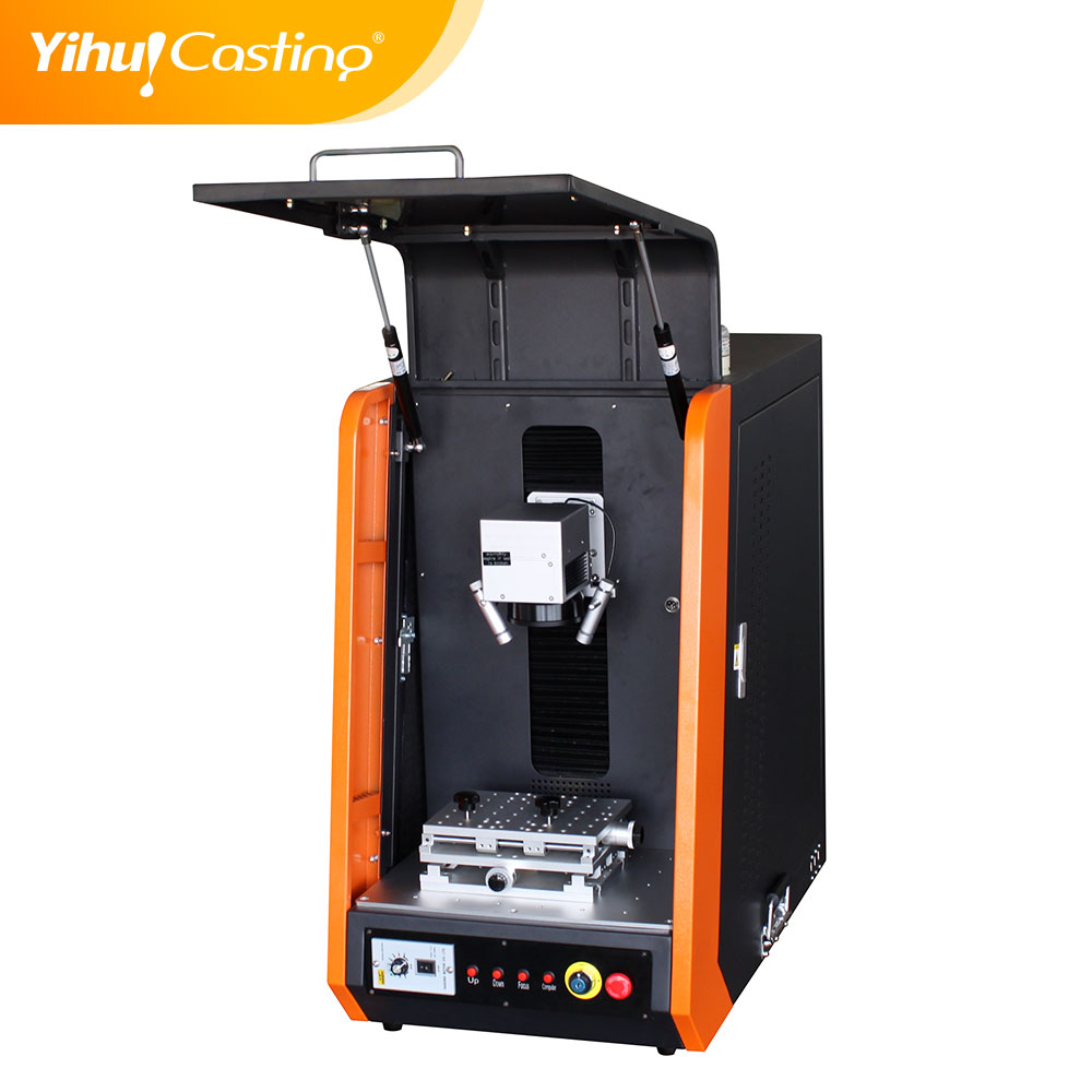 Professional supplier M.SW.DKL20A top quality metal fiber cutting and engraving laser machine