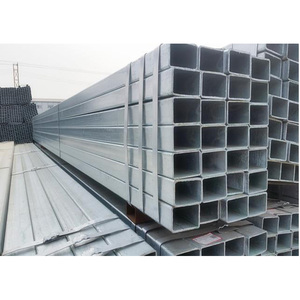 SHS RHS ASTM A500 STEEL 100x100 MS Square Tube
