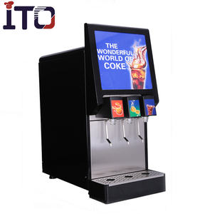 High Quality Carbonated Beverage Coke Mix Soda Fountain Dispenser Factory price # ct45