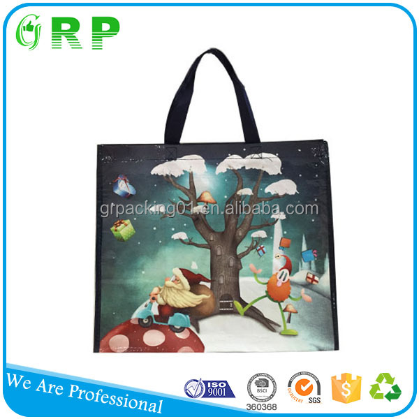 New product eco friendly recyclable promotion blank shopping bag cheap