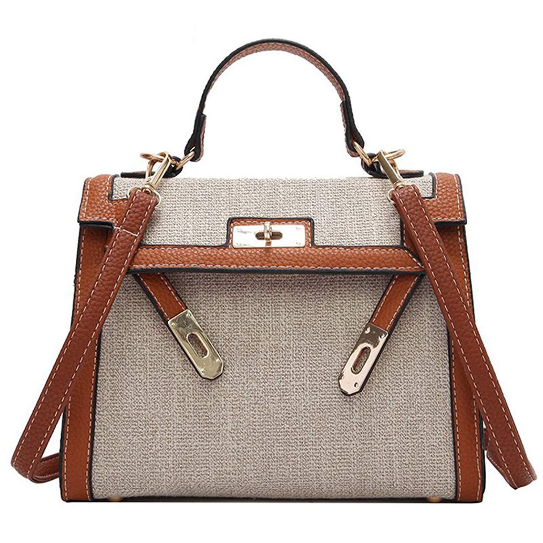 Get Quotations Women Satchel Sching Oversized Business Office Handbags Shoulder Bag Tote