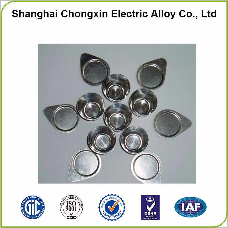 Shanghai brand new type platinum crucible for melting gold