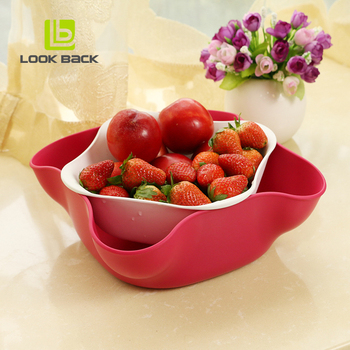 High Quality Decorative Plastic Fruit Bowl Buy Fruit Bowl Plastic Fruit Bowl Fruit Ripening Bowl Product On Alibaba Com