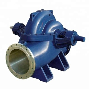S low pressure double suction water pump