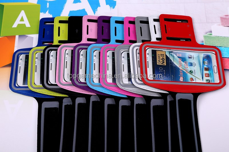 Cell Phone Pouch For Samsung Galaxy Not2/not3 Mobile Phone Arm ...