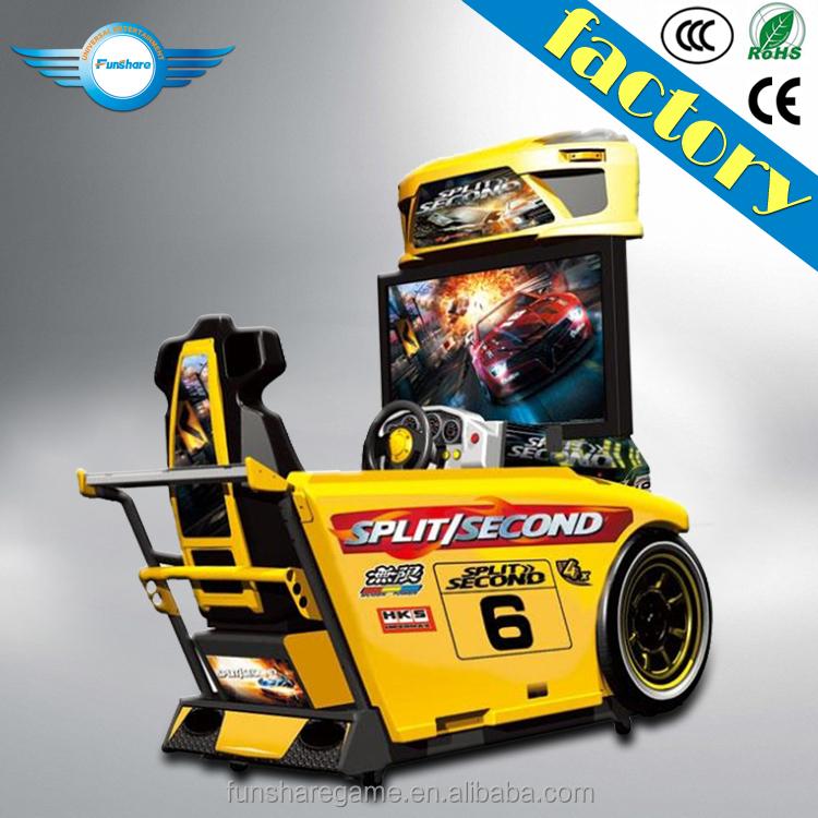 Split Second Car Racing Game Machine Arcade Machine Arcade Game ...