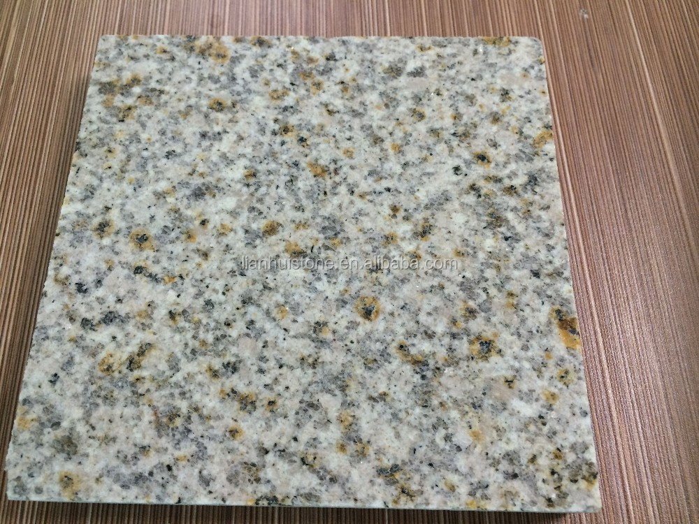 chinese cheap granite yellow granite misty yellow granite G682