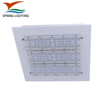 shenzhen LED lighting manufacturer UL gas station LED canopy light fixture ceiling mount embedded mount led  sc 1 st  Alibaba & Shenzhen Led Lighting Manufacturer Ul Gas Station Led Canopy Light ...