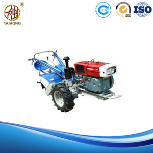 agriculture machine walking tractor with power tiller for farm usage