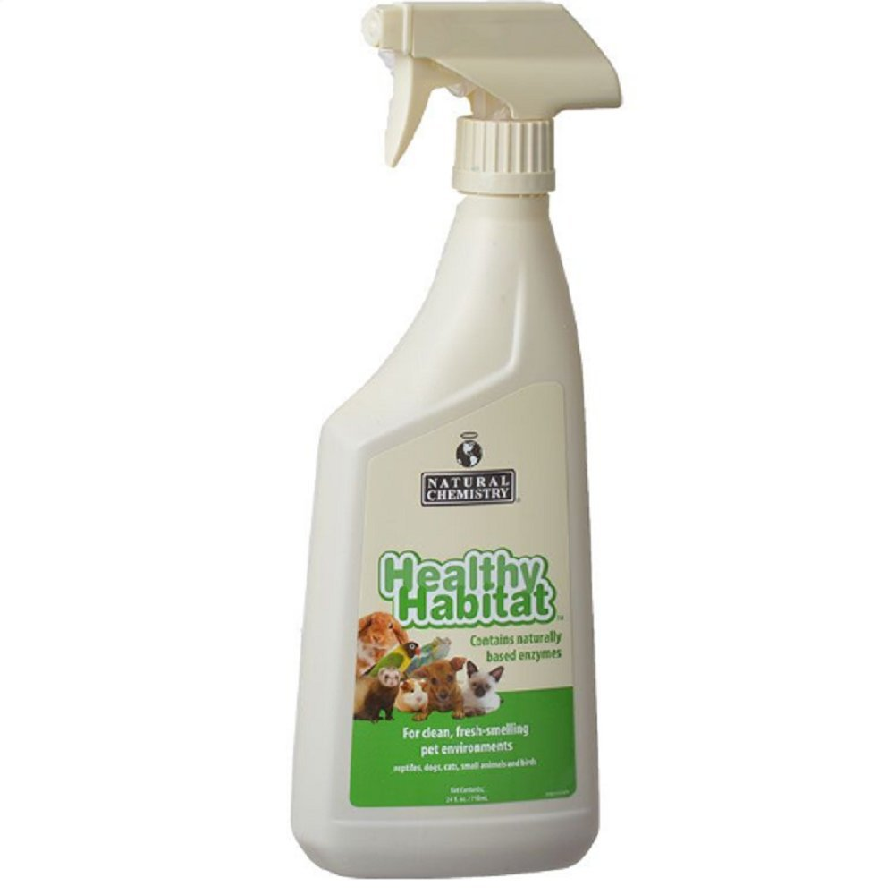 Natural Chemistry Reptile and Small Pets Healthy Habitat, 22 oz