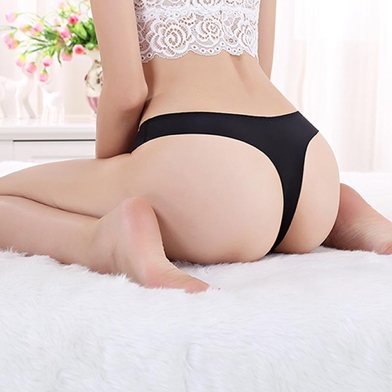 550957ec8ea hot selling laser cut underwear panty wholesale seamless micro g string  panties