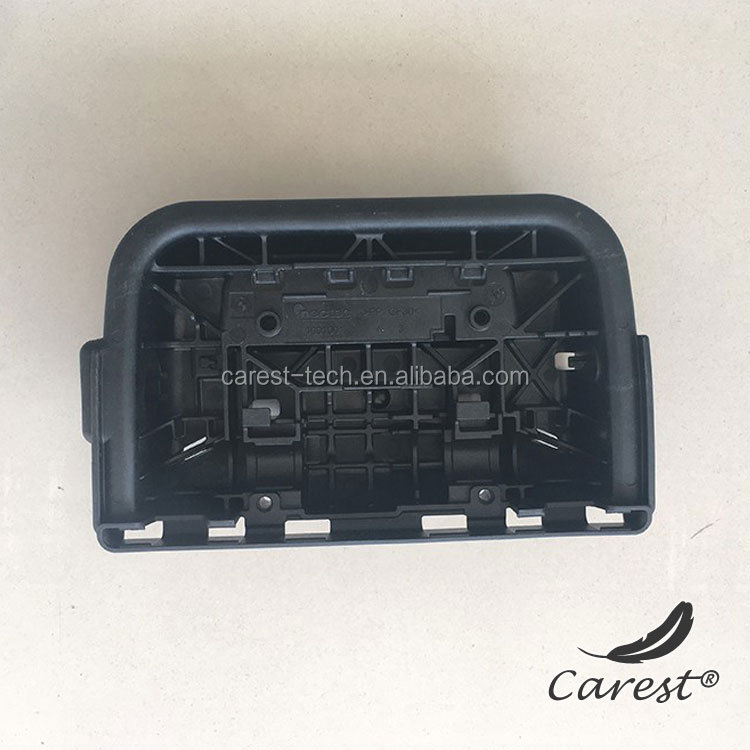 ABS plastic extrusion mould design for auto body seat buckle plastic injection mould parts
