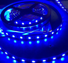 SMD5050 LED strip light 13-14lm/per LED @ PW 6500K CW/WW/Red/Green/Blue/Yellow/Purple/Color Changing optional DC12V;60LEDs-14
