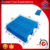 Blue plastic pallet euro standard making pallet for sale 1200x1000mm