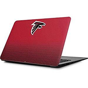 NFL Atlanta Falcons MacBook Air 11.6 (2010/2013) Skin - Atlanta Falcons Breakaway Vinyl Decal Skin For Your MacBook Air 11.6 (2010/2013)