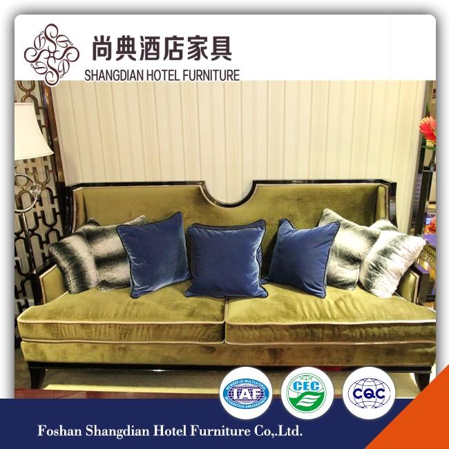 Arabic living room modern luxury exclusive wooden velvet