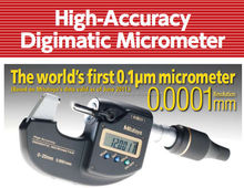 High precision reliable micrometer made in Japan at a low price