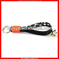 London Olympic Games 2012 silicone key chain for promotion gifts (MYD-2224)