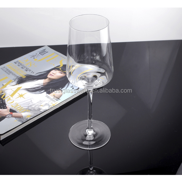 Factory Classic Home Wedding High quality Crystal Wine Glass