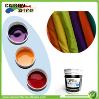 complete chromatogram rayon clothing pigment colorings need agent