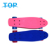 2018 new Top quality cute stickers cheap price retro fish cruiser skateboard for Beginner kids