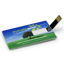 Best price card type usb flash drive business advertising