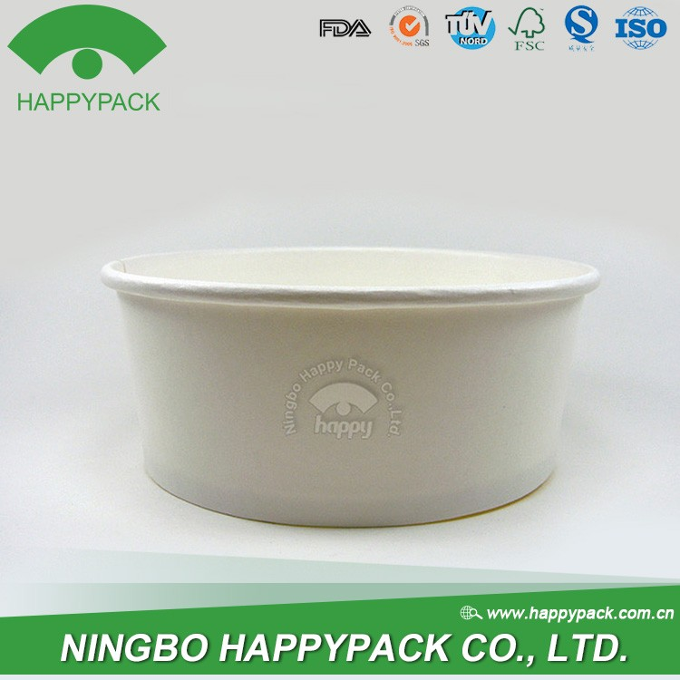 China Wholesale Custom Top Quality Rice Paper Soup Bowl