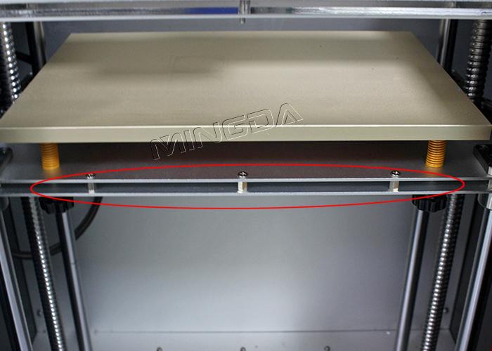 Professional Manufacturer Price Mingda Big Glitar 6s 3d