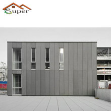 Waterproof Fibre Cement Sheet 20mm High Density Cement Board