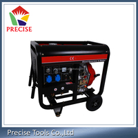 Protable Air Cooled Diesel Welding Machine Generator
