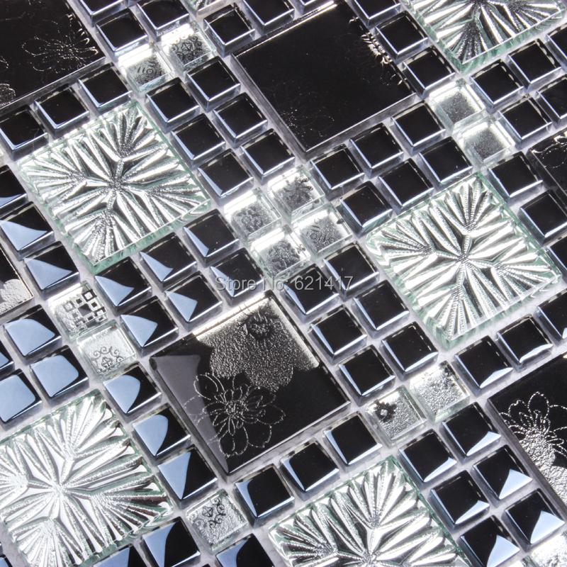 cuisine gris carreaux de verre dosseret heju blog deco. Black Bedroom Furniture Sets. Home Design Ideas