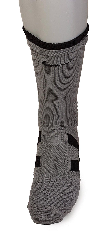 1c78f7636789 Get Quotations · Nike Men s Dri-Fit Elite Vapor Crew Football Socks 2-Pack  (X-
