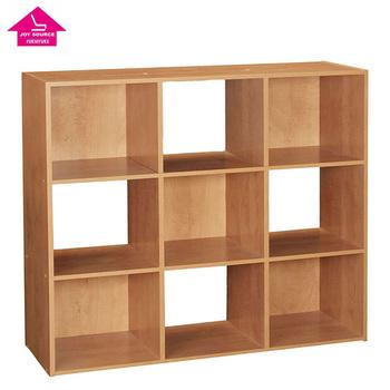 cheap 9 cube wooden bookcase book shelf children bookshelves buy rh alibaba com tall bookshelves cheap cheapest bookshelf