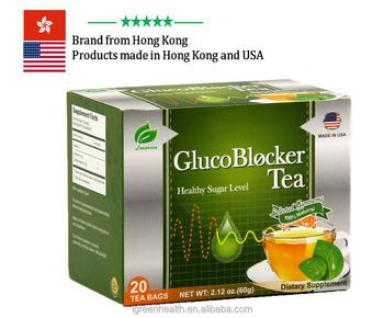 diferentes tipos de té de hierbas chino para la diabetes