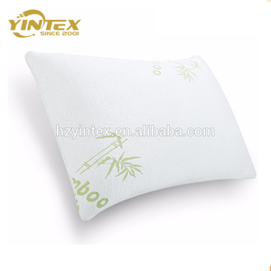High Quality Massager Hotel Bamboo Shredded Memory Foam Pillow Queen Size