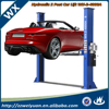 Hot Sales 2 Post Car lift, Used 2 Post Car Lift for Sale, Hydraulic Car Lift for Service Station(ce) WX-2-4000A 3.5T 4T 4.5T