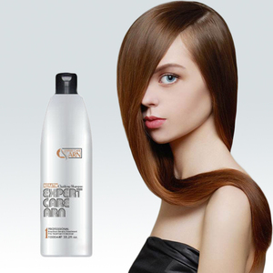 Professional italian keratin hair treatment best permanent hair rebonding cream permanent hair straightening cream