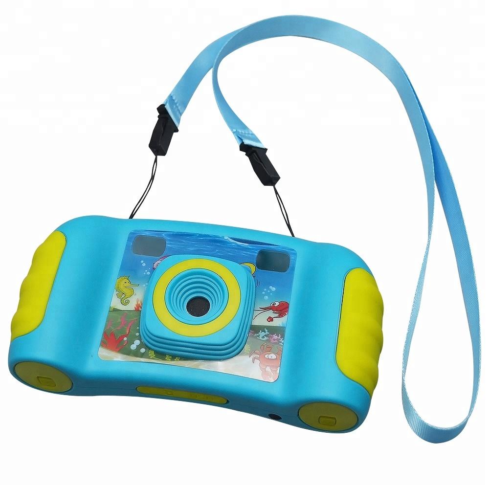 Kebidu милый мини детский фотоаппарат p цифровая видеокамера портативная видеокамера с 1,77