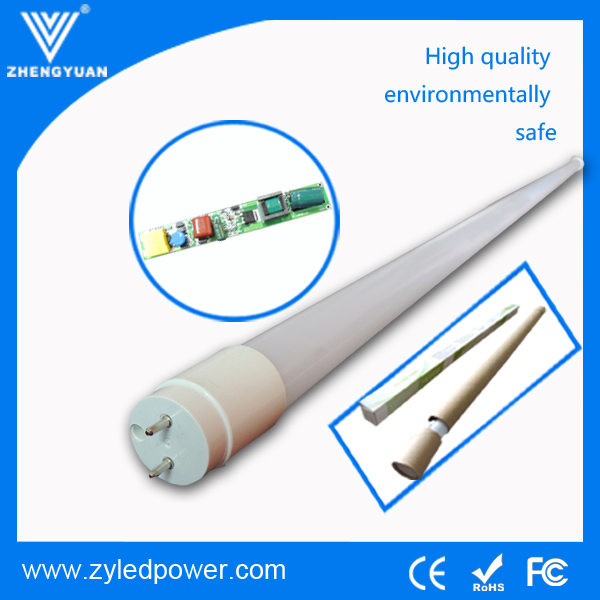 high efficiency led fluorescent lamp 1200mm 3 years warranty