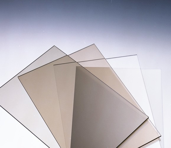 2.1m*5.8m Corrugated Solid Polycarbonate/sun Sheet Price ...