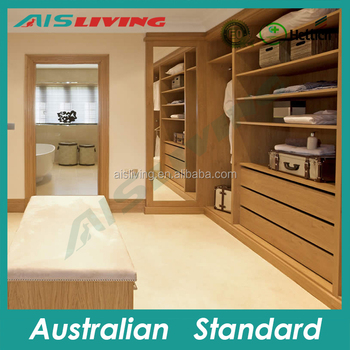 High End Quality Dressing Room Cabinets Designs Wooden Cabinet Mirrored  Furniture In Modern Container House Bedroom