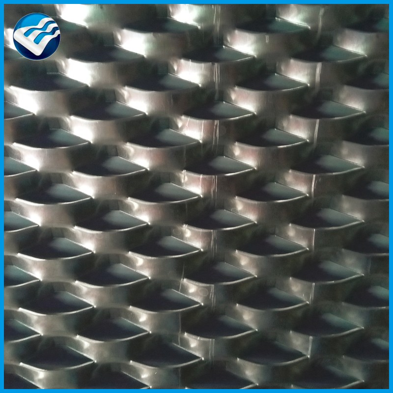 alminum expanded metal mesh panels/decoative expanded metal mesh panels