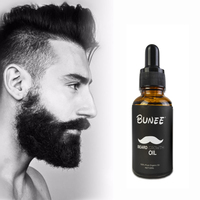 Hot Sale Beard Growth Oil Private Label Beard Oil Unscented Organic Beard 100% Natural Pure Argan Oil