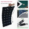 solar panel battery charger for car 100w with ce certificate