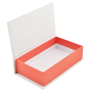 Shenzhen Maxcool Luxury Custom Cardboard Flip Top Magnetic Closure Eyelashes Gift Box Packaging