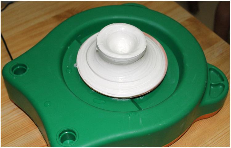 Pottery Wheel Ceramic Workshop Clay Diy Production