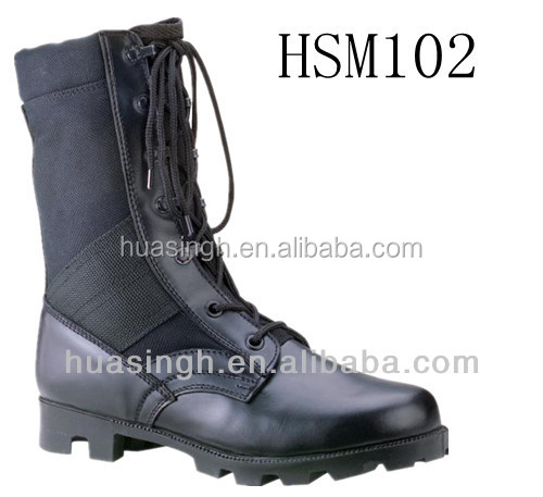 muddy condition security series DMS leather Altama classical jungle boots cheap price